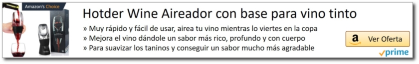 AMAZON_Aireador de vino con base
