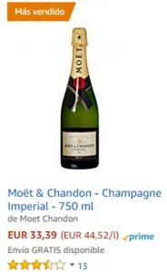 Champán Moët & Chandon